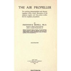 The Air Propeller 1919   $ 2.95