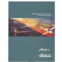 Lancair IV and Lancair IV-P $6.95