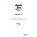 Tiger Aircraft Model AG-5B Series Maintenance Manual 2003