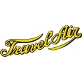 "Travel Air Aircraft Decal/Vinyl Sticker 13.5"" wide by 4.5"" high! $12.95"