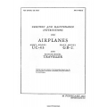 Beechcraft UC-43 & GB-2 Travellers Airplanes Erection and Maintenance Instructions