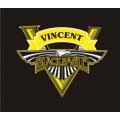 Vincent Motorcycle Logo,Decals!