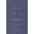 Vought Sikorsky SB2U-3 Pilot's Handbook $4.95