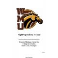 WMU Flight Operations Manual 2008 $5.95