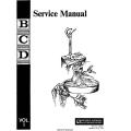 Wheel Horse B-C-D Series Tractors 810063R1 Service Manual 1978