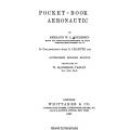 Whittaker Pocket-Book Aeronautic $4.95