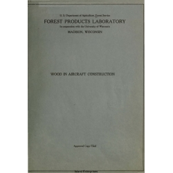 Wood in Aircraft Construction $4.95
