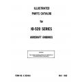 Continental Parts Catalog X-30040A IO-520 Series $13.95
