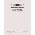 Continental C-75, C-85, C-90 & 0-200-A, B & C ILLUSTRATED PARTS CATALOG X30011 $13.95