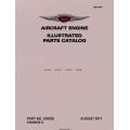 Continental Parts Catalog x-30020 GO-300 A, C, D & E
