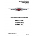 Continental Ignition Systems Master Service Manual  X41005-15 $19.95