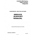 Continental Service Support Manual  X42002-3 $12.95