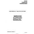 Continental  High Tension Harnesses Service Support  Manual X43001-1 $12.95