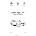 Jaguar XJ Series Sedan Electrical Guide 2003