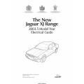Jaguar XJ Range 2003.5 Model Year Electrical Guide