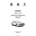 Jaguar XJ6_XJ112 (X300) Electrical Diagnostic Manual 1995 Cover 2 JJM004 12/50