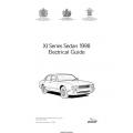 Jaguar XJ Series Sedan Electrical Guide 1998 JTP 608