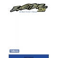 Yamaha Exciter 220 Jet Boat (EXT1100W) LIT-18626-03-18 Owner's Manual 1997 $5.95