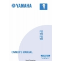 Yamaha F50, T50, F60, T60 Outboard Motor LIT-18626-07-11 Owner's Manual 2006 $5.95