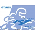 Yamaha R1 YZFR1W(C) Motorcycle LIT-11626-20-53 Owner's & Maintenance Manual 2006 $5.95