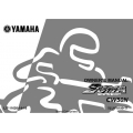 Yamaha ZUMA Sports Scoot CW50N Motorcycle LIT-11626-14-16 Owner's Manual 2000 $5.95