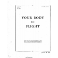 Your Body in Flight An Illustrated Book of Knowledge for the Flyer $4.95