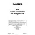 Airbus A310 Airplane Characteristics for Airport Planning AC 2009 $13.95