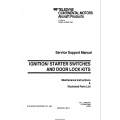 Continental Ignition/Starter Switches and Door Lock Kits Service Support Manual  $6.95