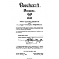 Beechcraft Bonanza A35 and B35 Pilot's Operating Handbook and FAA Approved Airplane Flight Manual 35-590049-101 35-590049-101A3