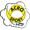 Acro Sport Aircraft Decal/Sticker 7''h x 8''w!