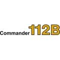 Aero-Commander 112 B Aircraft Logo,Decals!