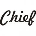 Aeronca Chief Aircraft Logo,Decal/Sticker 2.5''h x 5''w!