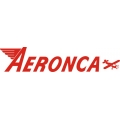 Aeronca Aircraft Logo,Decal/Sticker 3''h x 14.25''w!