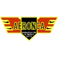 Aeronca Aircraft Logo,Decal/Sticker 4 7/8''h x 11 1/2''w!