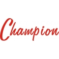 Aeronca Champion Aircraft Logo,Decal/Sticker 2.5''h x 8.5''w!