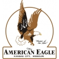 American Eagle Aircraft Logo,Decal,Stickers!