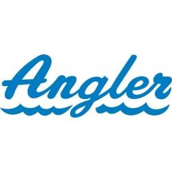 Angler Boat Logo,Decals!