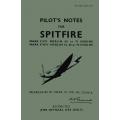 Pilot's Notes for Spitfire December 1943 $4.95