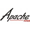 Piper Apache Aircraft Logo,Decals!