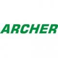 Piper Archer Aircraft Decal,Sticker 1 1/2''high x 12 3/4''wide!