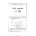 Alexander Schleicher ASK 23B Flight Manual