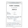 Alexander Schleicher ASW 24 Flight Manual