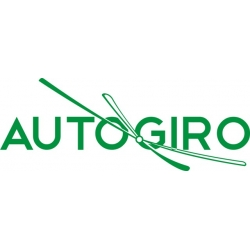 Autogiro Aircraft Logo,Decals!