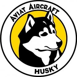 Aviat Husky Aircraft Decal/Vinyl Sticker!