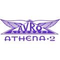 Avro Athena 2 Aircraft Logo,Decals!