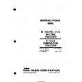 Bendix King KX-170A/B-KX, 175/B, KY 195/B KX 170 A B K X, 175 B, KY 195 B NAV/COMM Transceiver Maintenance and Overhaul Manual 006-5053-06 $19.95