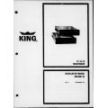 Bendix King KT-76-78 KT 76 78 Installation/Maintenance/Overhaul Manual 006-0067-01 $29.95