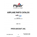 Piper 6XT PA-32-301 XTC (SN's 3255001 AND UP) Parts Catalog 766-855 v2007 $19.95