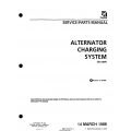 Cessna Alternator Charging System Service and Parts Manual (95-AMP) D5108-1TR1-13 $13.95