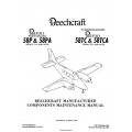 Beechcraft Baron Pressurized 58P & 58PA (Serials TJ-3 and After) Turbocharged Baron 58TC & 58TCA(Serials TK-1 and After) Maintenance Manual 102-590000-21A5 $13.95